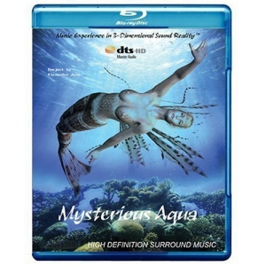 'Mysterious Aqua' Blu-ray Disc