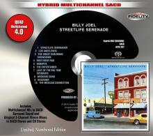 Billy Joel - Strreetlife Serenade 4.0 SACD