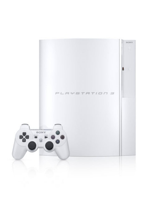 CECHH00-CW PlayStation3 Ceramic White