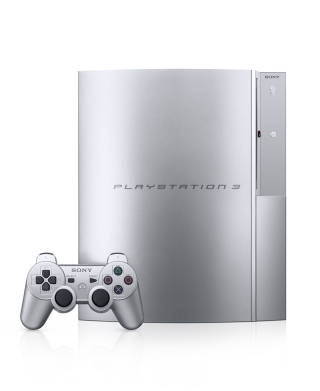 CECHH00-SS PlayStation3 Satin Silver