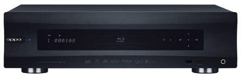 Oppo BDP-105 Universal Disc Player