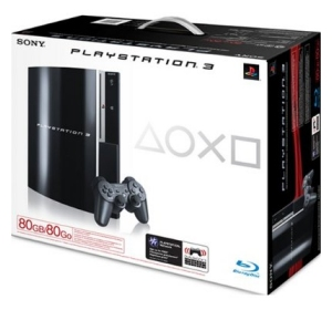 80GB PS3 as featured in Amazon bundle
