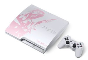 Final Fantasy XIII-etched PlayStation 3