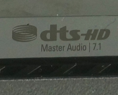 PS4 featuring DTS-HD Master Audio 7.1