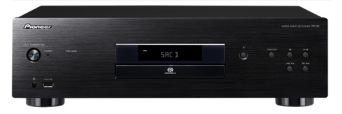 Pioneer PD-30 CD/SACD player