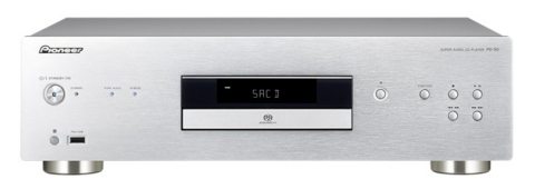 Pioneer PD-50 CD/SACD player