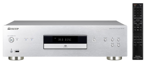 Pioneer PD-70 CD/SACD/DSD-Disc Player