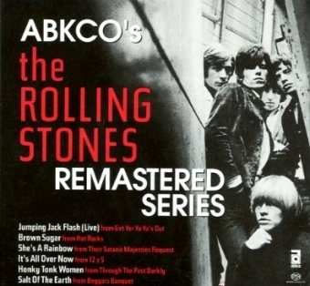 ABCKO Rolling Stones Remastered Series SACD