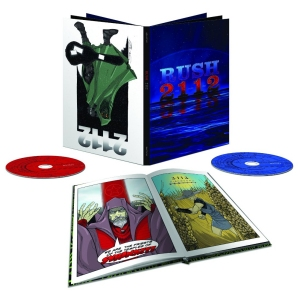 Rush - 2112 CD+BD-A collectors box set
