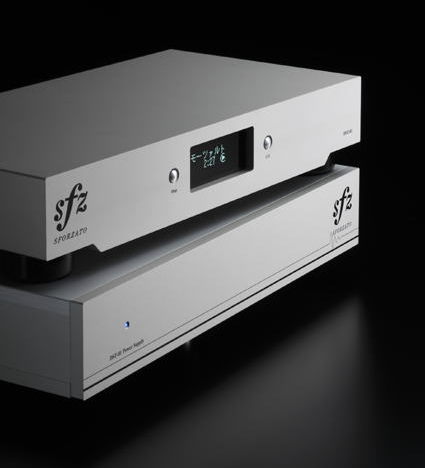 Sforzato DST-01 + power supply