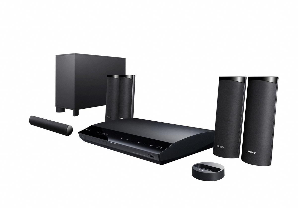 Sony BDV-E380 - www.hardwarezone.com.sg
