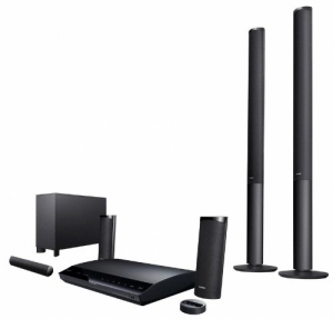 Sony BDV-E880 Blu-ray/SACD Home Cinema System