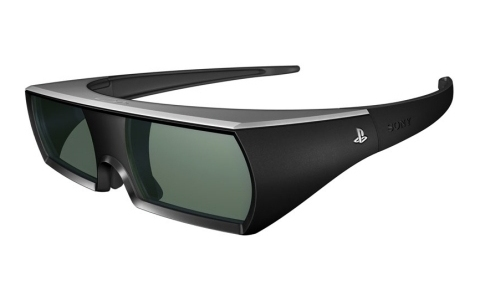 Sony CECH-ZEG1J 3D glasses