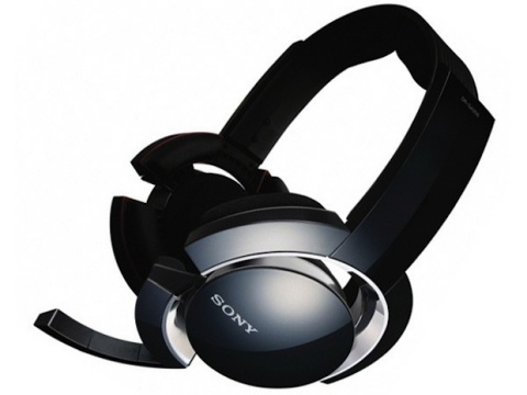Sony DR-GA500 '7.1-channel' headphones