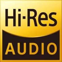 Sony Hi-Res Audio logo