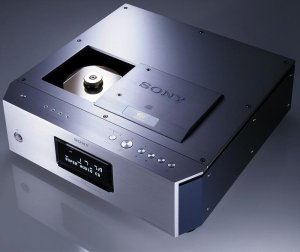 Sony SCD-1: the first commercially available SACD player