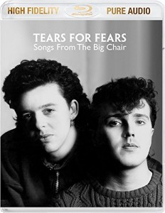 Tears for Fears - Songs from the Big Chair HFPA BD