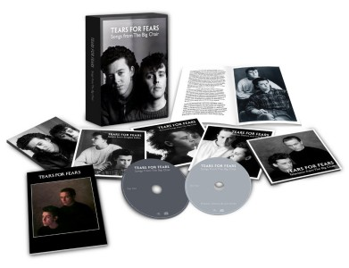 Tears For Fears - Songs from the Big Chair - Deluxe Edition