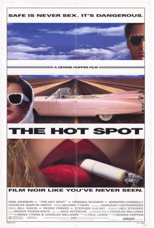 The Hot Spot original movie poster