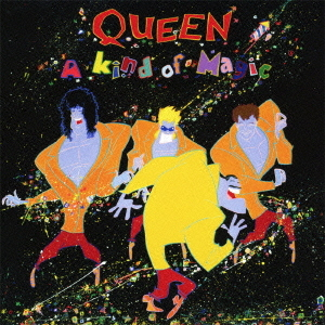 Queen - A Kind of Magic (SHM-SACD)