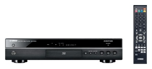 Yamaha BD-A1000 universal Blu-ray Disc player