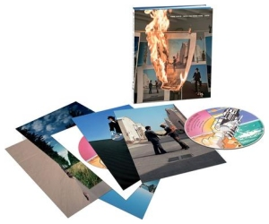 Pink Floyd - Wish You Were Here SACD contents