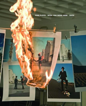 Pink Floyd - Wish You Were Here SACD cover
