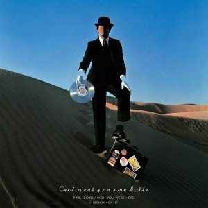 Pink Floyd - Wish You Were Here (Immersion Box Set) cover