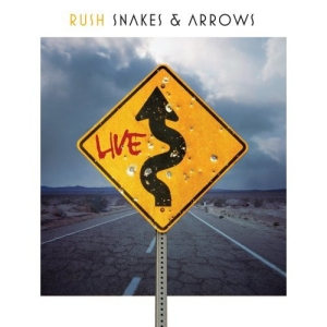Rush - Snakes & Arrows BD
