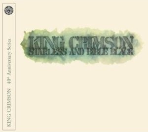 King Crimson - 'Starless and Bible Black' 40th Anniversary Edition 5.1 remaster