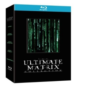 The Ultimate Matrix Collection on Blu-ray Disc