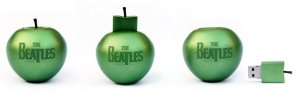 The Beatles remastered on USB (Image credit: Apple Corps Ltd./EMI Music)